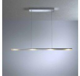 Bopp Leuchten LEDs Go 4-flammig LED-Pendelleuchte