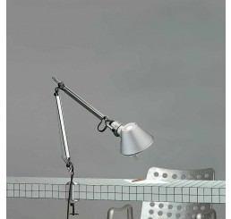 Artemide Tolomeo Micro LED-Tischleuchte mit Klemme