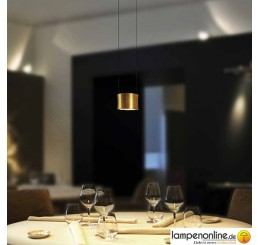 Luce Elevata Impulse Single LED-Pendelleuchte