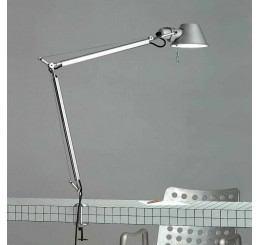 Artemide Tolomeo LED-Tischleuchte mit Klemme