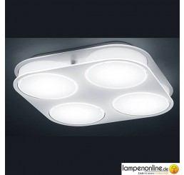 Bankamp Due Vetri, LED-Deckenleuchte