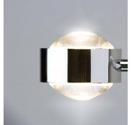 Top Light Puk Wall LED Outdoor Linse/Linse