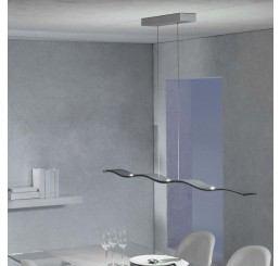 Escale Fluid 7-flammig LED-Pendelleuchte