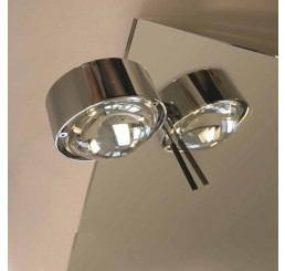 Top Light Puk Mirror Plus, Halogen - Spiegeleinbauleuchte