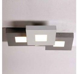 Bopp Leuchten Cubus 3-flammig LED-Deckenleuchte