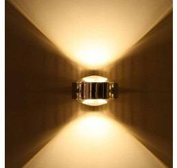 Top Light Puk LED Maxx Wall Linse/Linse mit LED