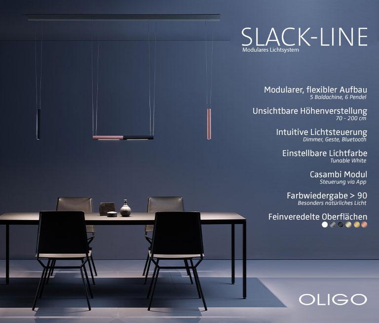 Oligo Slack-Line