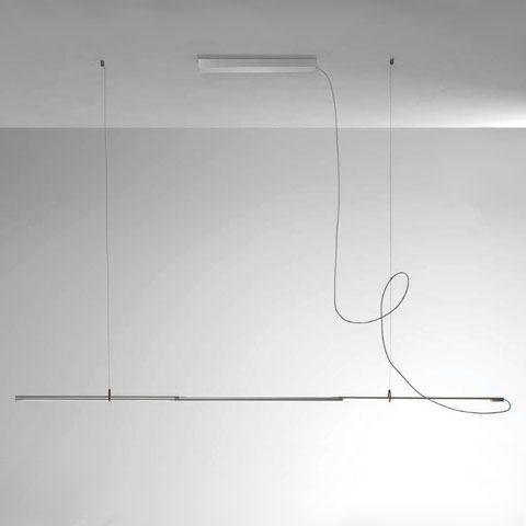 Slimline von Escale - LED Pendelleuchten, LED Stehleuchten und LED Tischleuchten