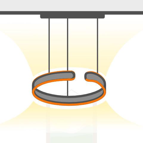 Designerleuchten Pendelleuchten von vielen Markenherstellern bei lampenonline kaufen