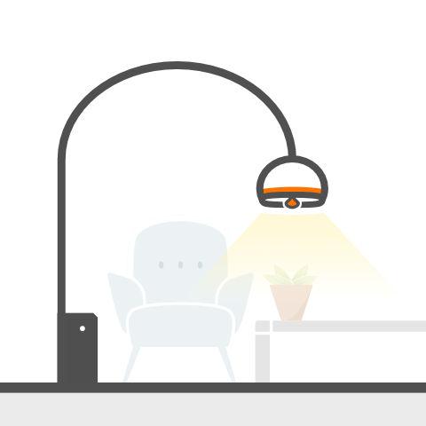 Designerleuchten Stehleuchten von vielen Markenherstellern bei lampenonline kaufen