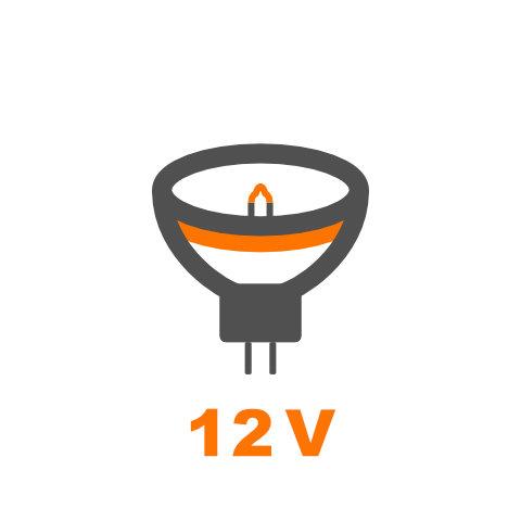 12V Halogenlampen von vielen Markenherstellern bei lampenonline kaufen