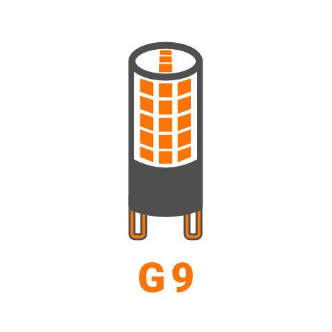 G9 - LED Lampen von vielen Markenherstellern bei lampenonline.de kaufen