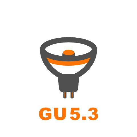 GU 5-3 - LED Lampen von vielen Markenherstellern bei lampenonline.de kaufen