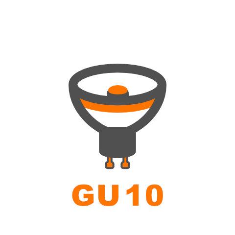 GU10 - LED Lampen von vielen Markenherstellern bei lampenonline.de kaufen
