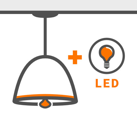 LED bestückbare Pendelleuchten von vielen Markenherstellern bei lampenonline kaufen