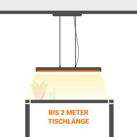 Pendelleuchten für Tische bis 2 Meter von vielen Markenherstellern bei lampenonline kaufen