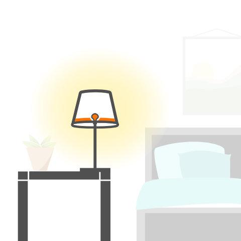 Nachttischleuchten von vielen Markenherstellern bei lampenonline kaufen