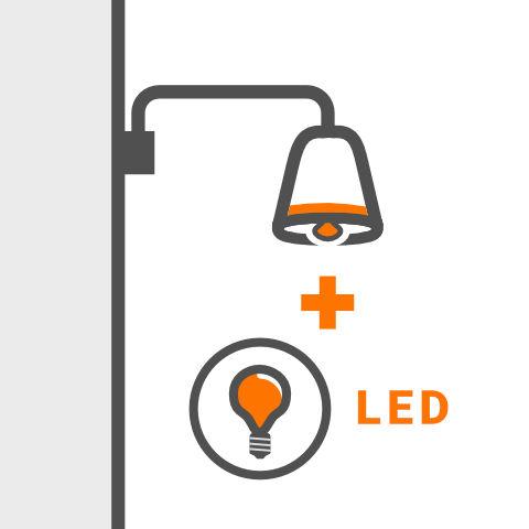 LED Wandleuchten von vielen Markenherstellern bei lampenonline kaufen