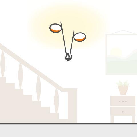 Designwandleuchten von vielen Markenherstellern bei lampenonline kaufen
