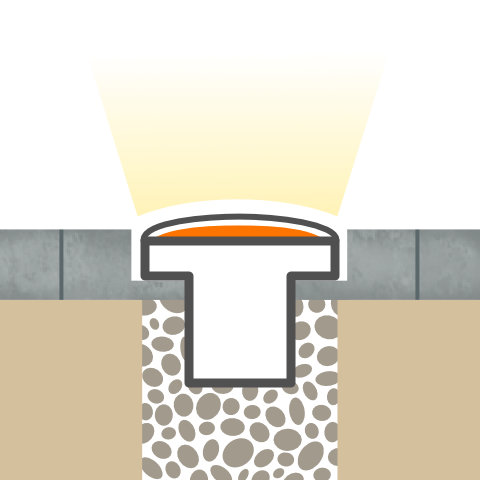 Bodeneinbauleuchten von vielen Markenherstellern bei lampenonline.de kaufen