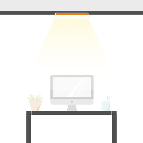 Einbauleuchten für Büro und Gewerbe von vielen Markenherstellern bei lampenonline kaufen