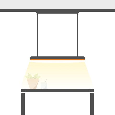 Pendelleuchten für Büro und Gewerbe von vielen Markenherstellern bei lampenonline kaufen