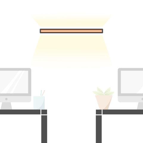 Wandleuchten für Büro und Gewerbe von vielen Markenherstellern bei lampenonline kaufen
