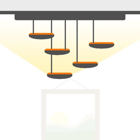 Design Deckenleuchten bei lampenonline kaufen