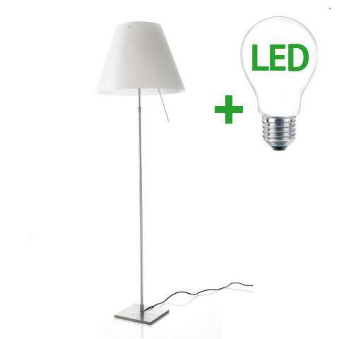 Mit LED bestückbare Design-Stehleuchten von vielen Markenherstellern bei lampenonline.de kaufen