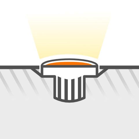 Bodeneinbauleuchten 230V von vielen Markenherstellern bei lampenonline kaufen