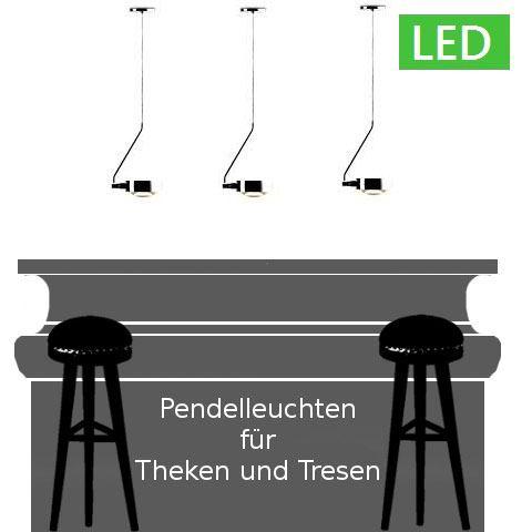 LED Pendl für Theken und Tresen von vielen Markenherstellern bei lampenonline kaufen
