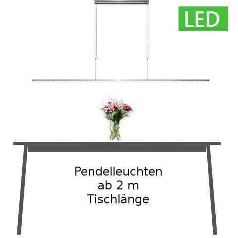 LED Pendel für Tische ab 2m von vielen Markenherstellern bei lampenonline kaufen