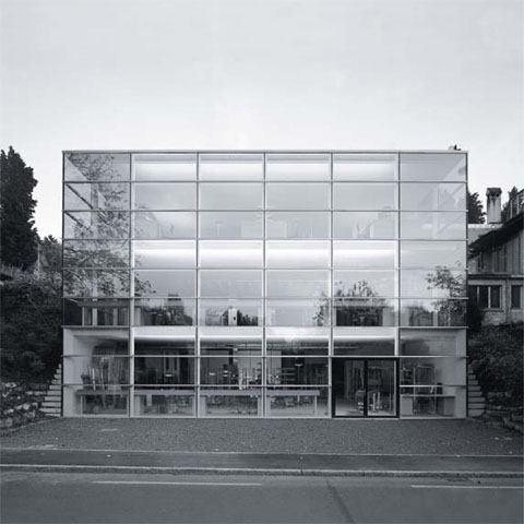 Baltensweiler Zentrale in Luzern, Schweiz