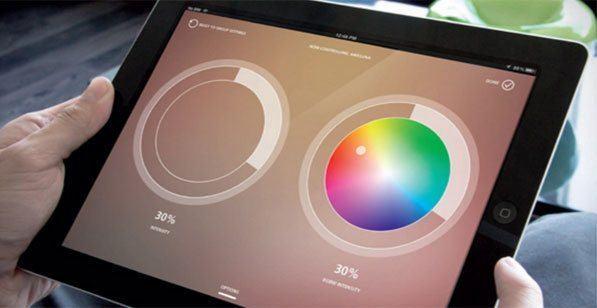 Neueste Trends der Lichtbranche App-Steuerung