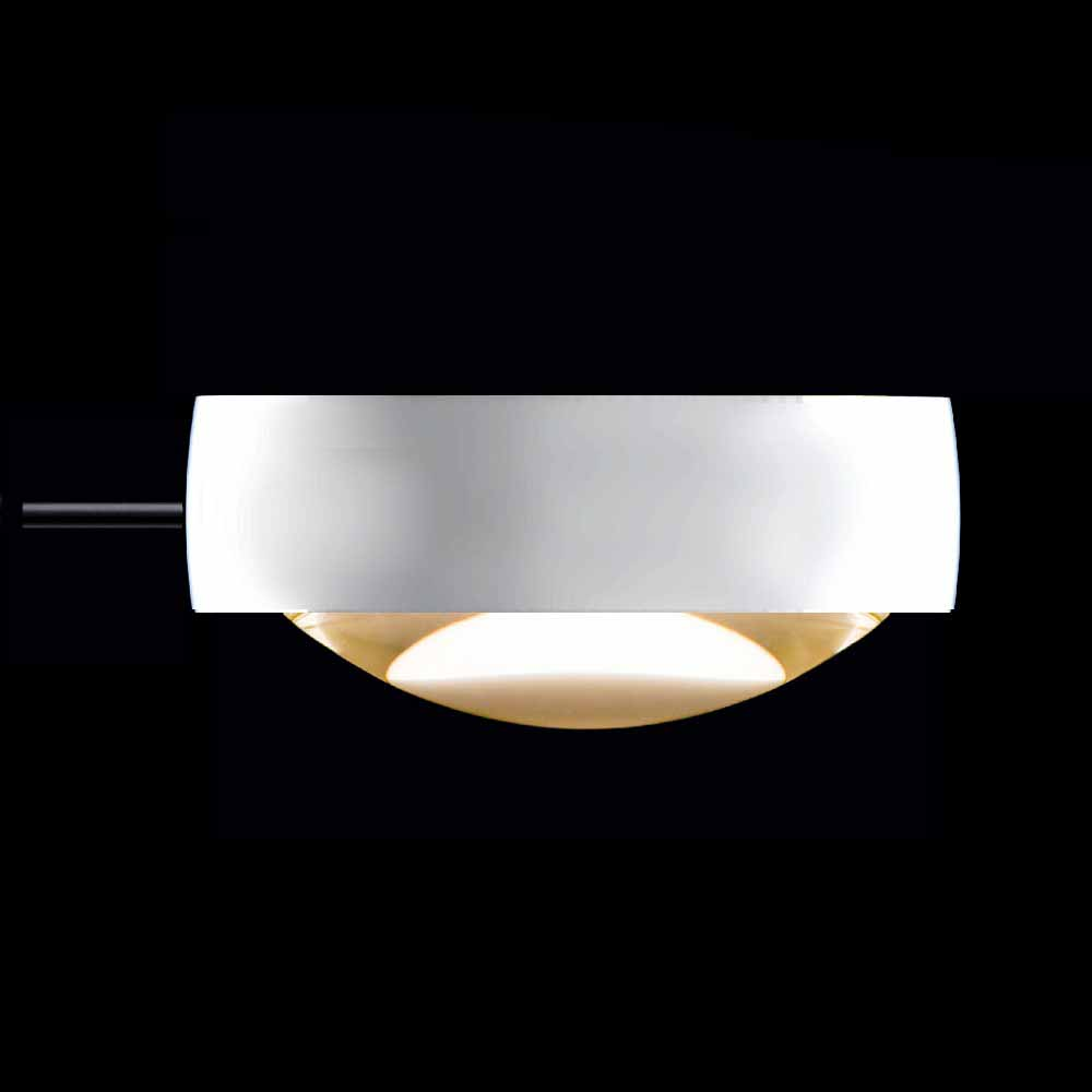 Occhio Sento tavolo LED-Tischleuchte 80 cm Fuß drehbar