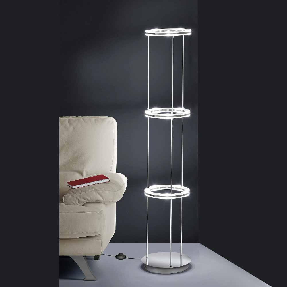 b leuchten obelisk led stehleuchte. Black Bedroom Furniture Sets. Home Design Ideas