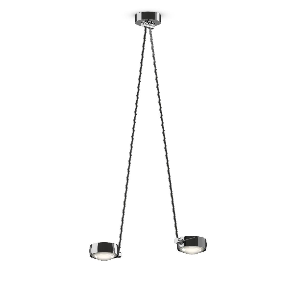 Occhio Sento soffitto due up 100 LED-Deckenleuchte
