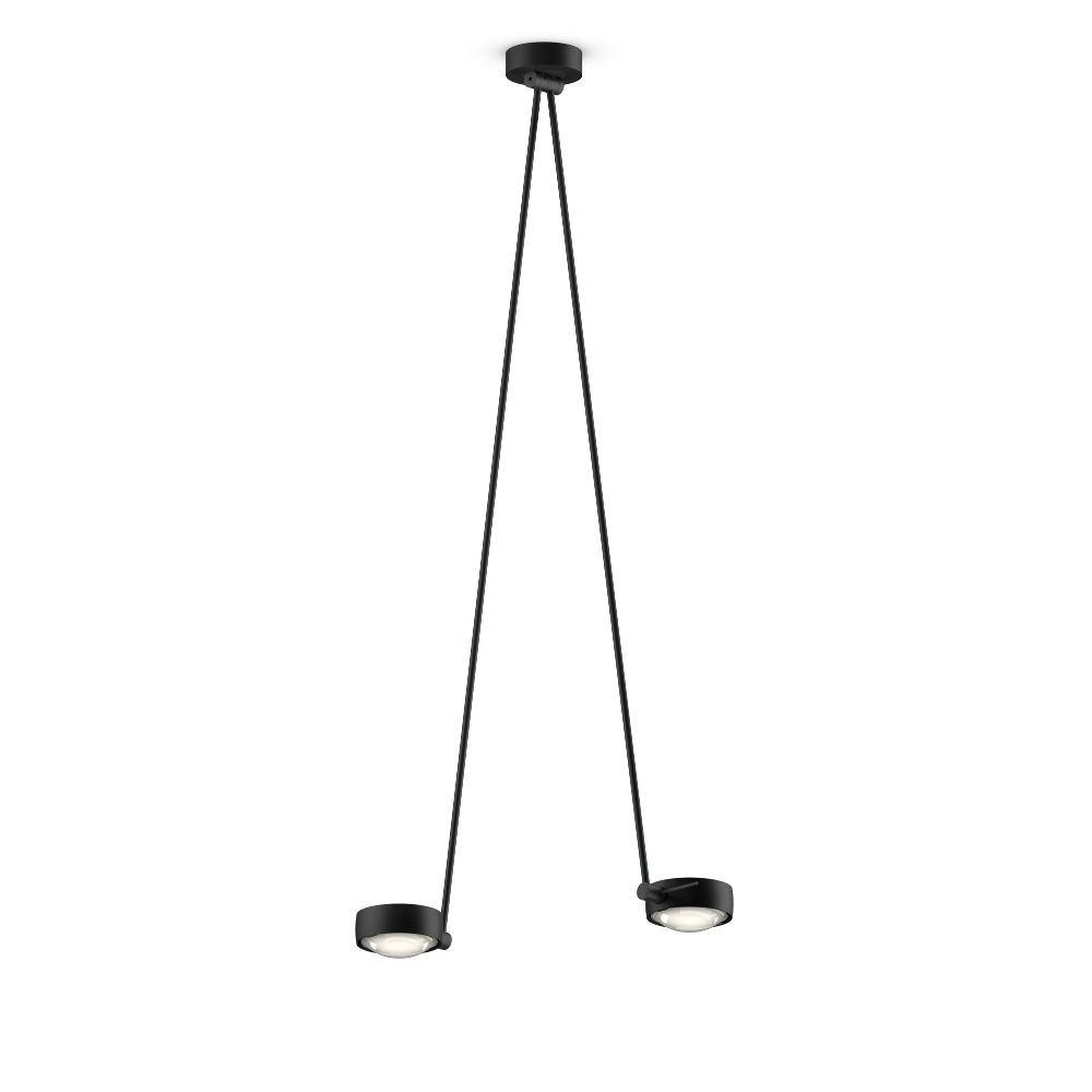 Occhio Sento soffitto due up 125 LED-Deckenleuchte