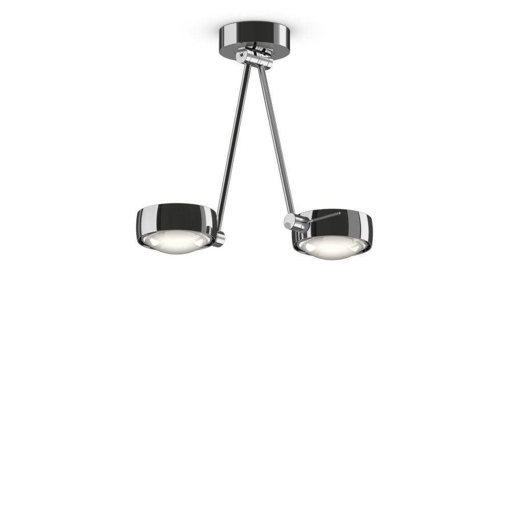 Occhio Sento soffitto due up 30 LED-Deckenleuchte