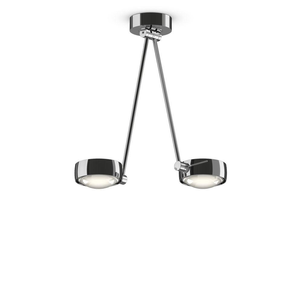 Occhio Sento soffitto due up 40 LED-Deckenleuchte