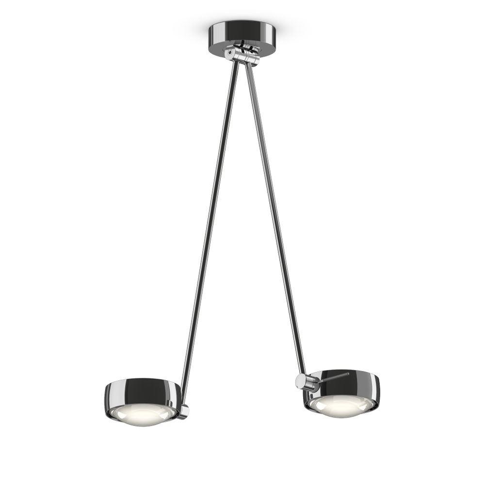 Occhio Sento soffitto due up 60 LED-Deckenleuchte
