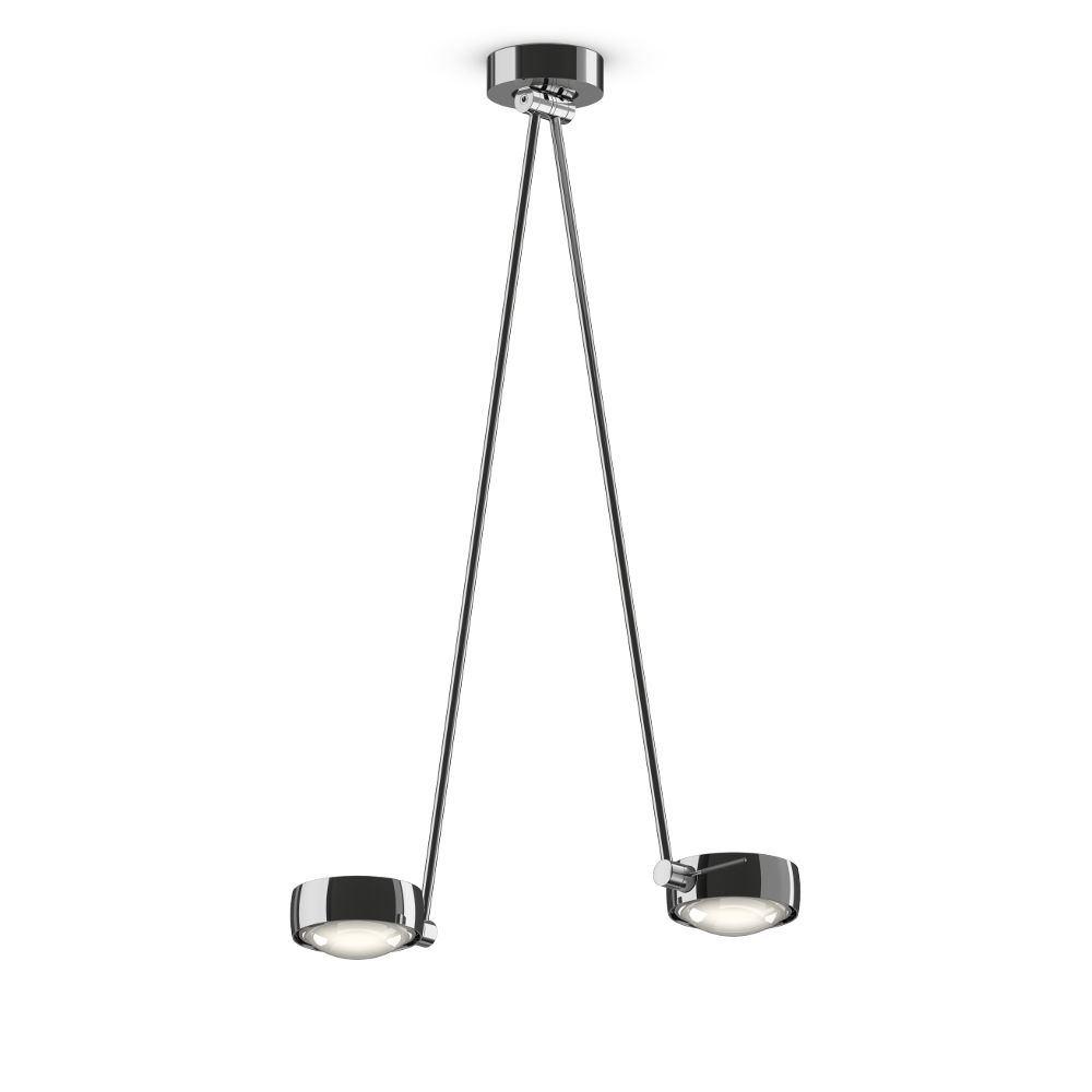 Occhio Sento soffitto due up 80 LED-Deckenleuchte