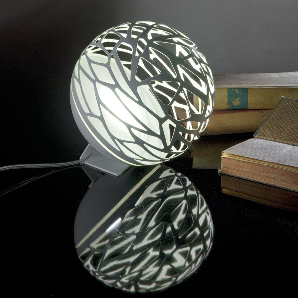 Studio Italia Design Kelly Mini Sphere Appoggio LED-Bodenleuchte