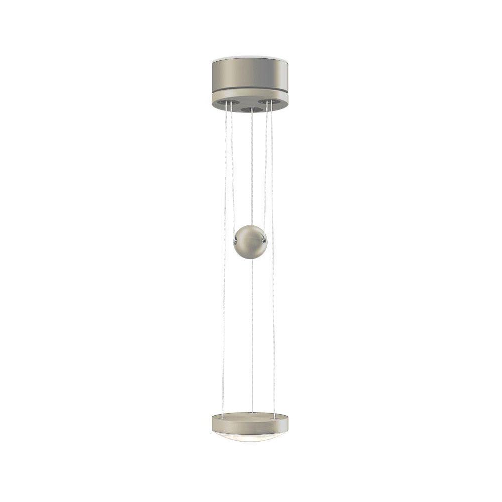 Tobias Grau Globe 12 Up Round 12 LED-Pendelleuchte 1-flammig