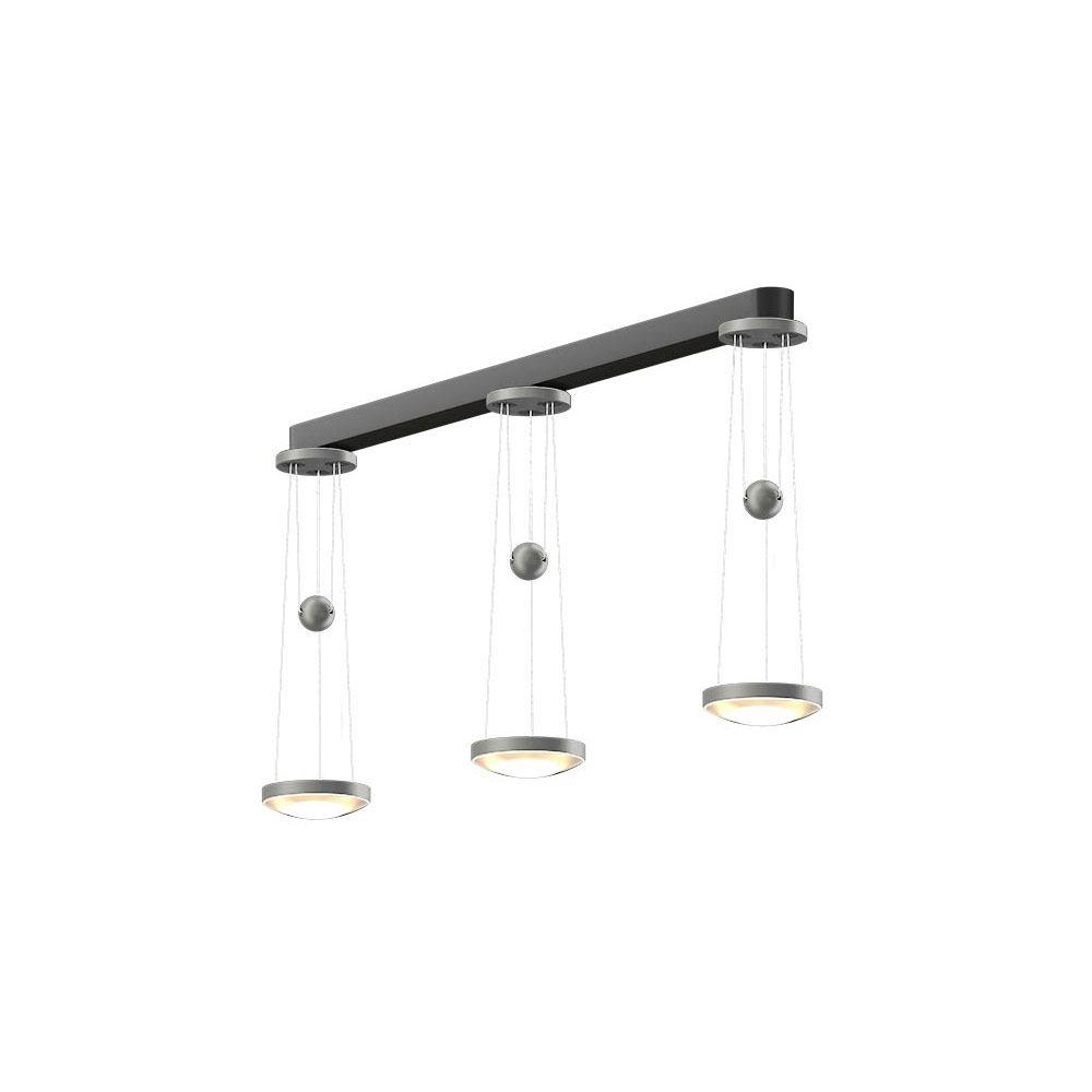 Tobias Grau Globe 16 Trace 3/130 LED-Pendelleuchte 3-flammig