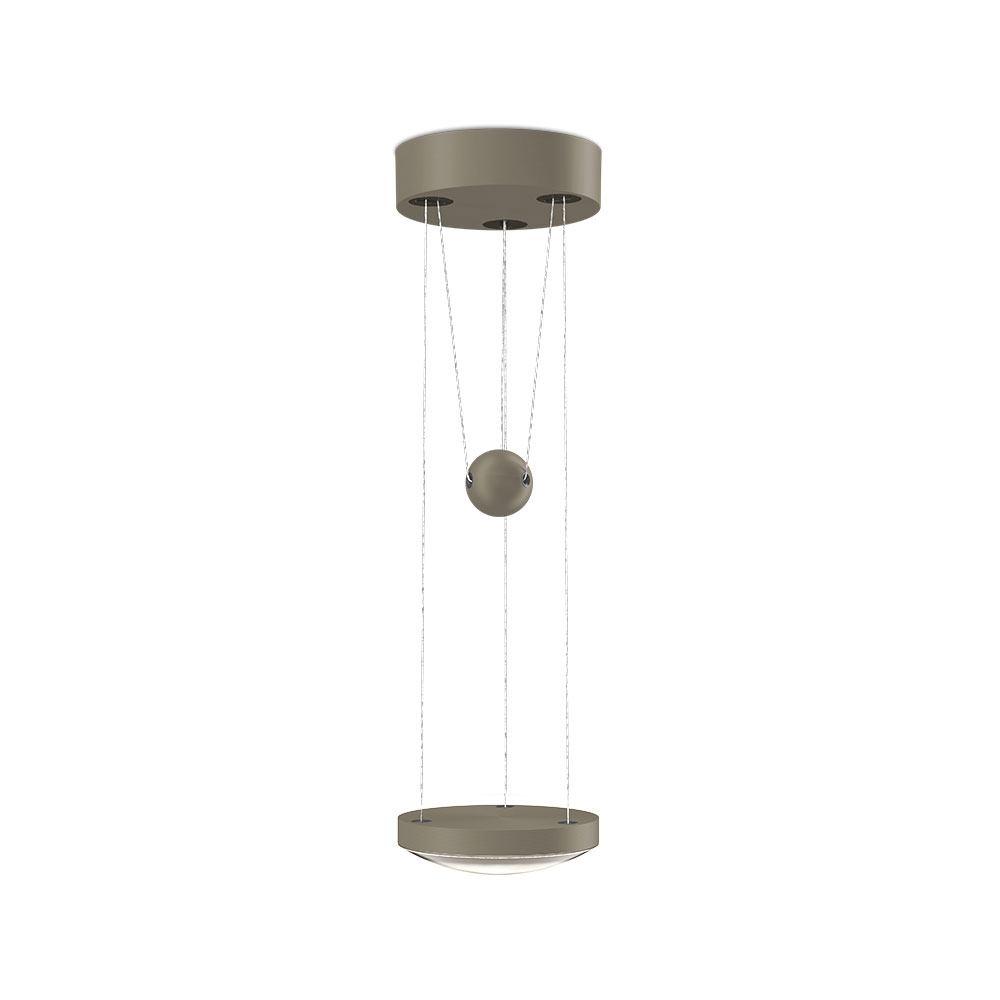 Tobias Grau Globe 16 Up Round 16 LED-Pendelleuchte 1-flammig