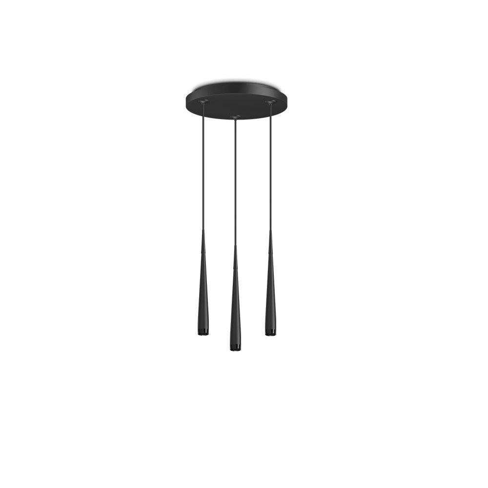Tobias Grau Nice Rain Trio 30 LED-Pendelleuchte 3-flammig