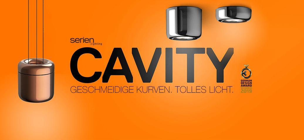 Serien Lighting Cavity