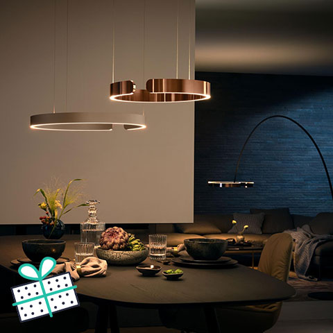 Designleuchten in vielen Größen und Varianten auf lampenonline.de entdecken