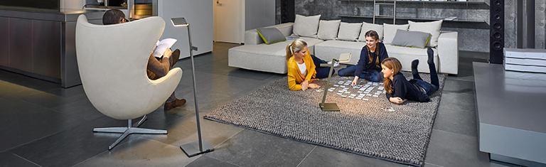 Akkuleuchten Indoor in vielen Größen und Varianten